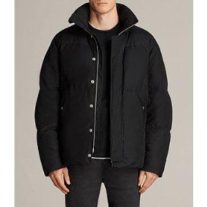 ALLSAINTS US: Mens Lowe Jacket (Black)