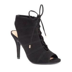 LC Lauren Conrad Women's Ghillie High Heels
