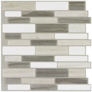 40% OffPeel&Stick Mosaics Wall Tile