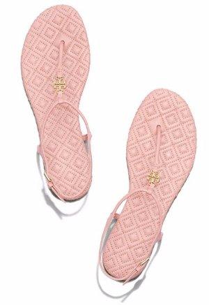 $129(原价$225) 三色可选!Tory Burch 经典平底凉鞋