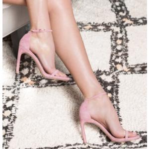 Nudistsong High Heel Sandals - Shoes | Shop Stuart Weitzman