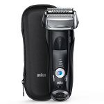 Braun Series 7 7840s Men's Electric Foil Shaver, Wet and Dry, Pop Up Trimmer, Rechargeable and Cordless Razor