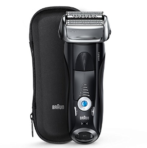 Today Only £86.99($109.43)Braun Series 7 7840s Men's Electric Foil Shaver, Wet and Dry, Pop Up Trimmer, Rechargeable and Cordless Razor