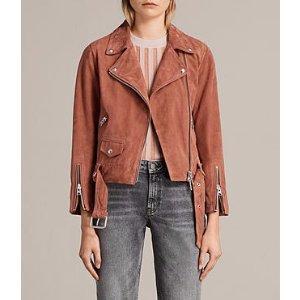 麂皮外套(2色)