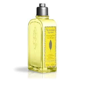 Purified shiny hair shampoo | Citrus Verbena Fresh Shampoo L'Occitane