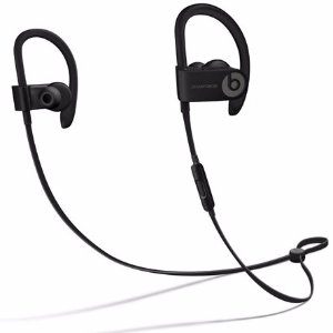 Beats by Dr. Dre Black Powerbeats 3 Wireless Earphones