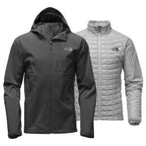 The North Face 男款外套