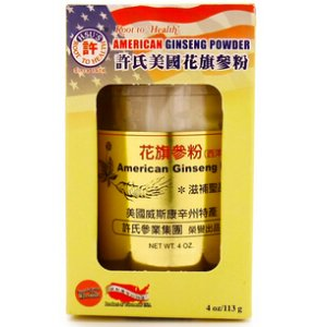 Cultivated Am. Ginseng 4 oz.
