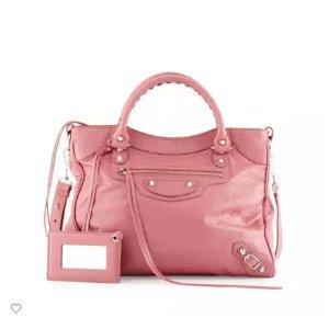 Balenciaga Giant 12 Nickel City Velo AJ Bag