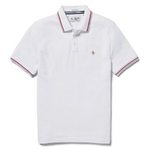 TIPPED ATHLETIC POLO - Original Penguin
