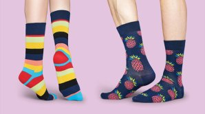 $50 Happy Socks Online Credit For $29$100 Credit for $59 @ Gilt City