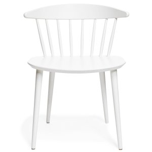 Hay Dining Chair White – ABC Carpet & Home