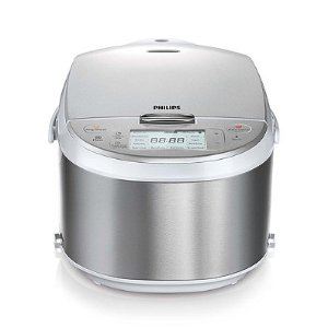 $115.19(原价$179.99)Philips 高级多用电饭煲,10项预设功能含酸奶