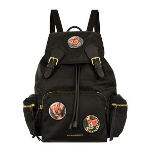 Burberry Runway Pallas Head Backpack