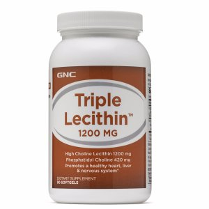 GNC TRIPLE LECITHIN™ 1200 MG