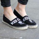 Kenzo Shoes @ SSENSE