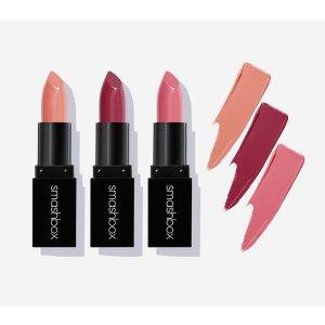 Be Legendary Cream Lipstick Minis | Smashbox