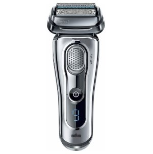 $219.99 ($299.99)Braun Series 9 9095cc Electric Shaver with Cleaning Center