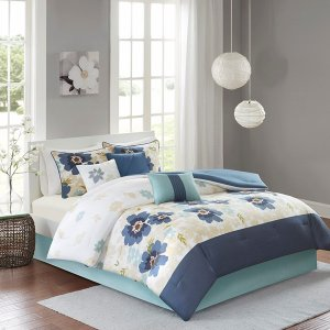 $24London 7 Piece Comforter Set