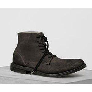 ALLSAINTS US: Mens Brisk Boot (Washed Black)