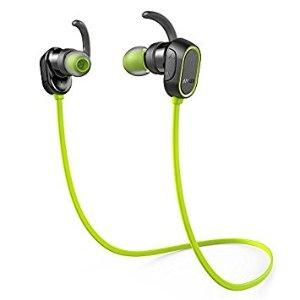 $17.48Anker SoundBuds Slim Wireless Water Resistant Sport Headphones