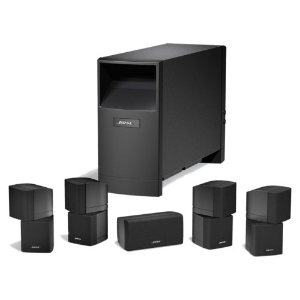 Bose Acoustimass 10 Series V Home Entertainment Speaker System (Black) 17817659413 | eBay