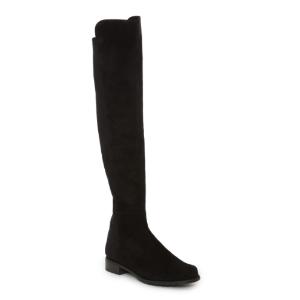 50/50 Knee High Boots by Stuart Weitzman | Moda Operandi