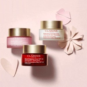 Dealmoon Exclusive! Free 4pc Gift With any $60 order @ Clarins