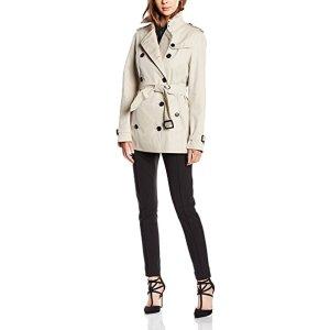 BURBERRY Kensington Mid, Trench Coat Homme, Vert Kaki, L: Amazon.fr: Vêtements et accessoires