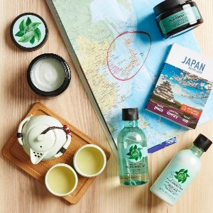 Buy 3 Get 2Or Buy 2 Get 1 Free @ The Body Shop