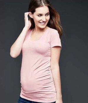 额外6折+额外9折+无门槛包邮仅限今天:Gap 孕妇服饰特卖