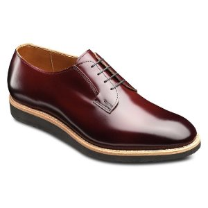 Union Plain Toe Blucher by Allen Edmonds