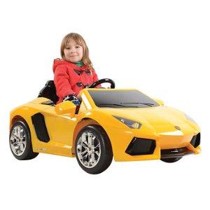 $149 Lamborghini Aventador LP700 Ride-On 1:4 Scale Motorized Car
