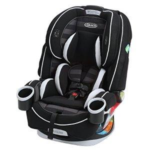 Graco 4Ever Extend2Fit 4合1可调节婴幼儿车用安全座椅