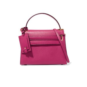 Valentino My Rockstud small textured-leather tote