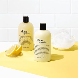 Up to 4 Free Miniswith purchase @ philosophy