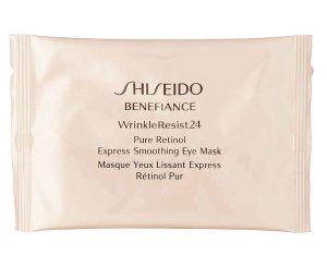 $39.99Shiseido BENEFIANCE WrinkleResist24 Pure Retinol Express Smoothing Eye Mask