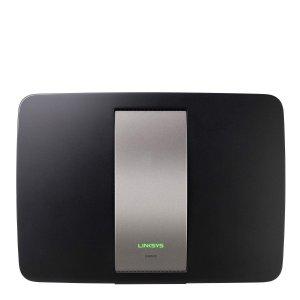 $34.99居家必备!Linksys EA6500 V2 AC1750 双频无线智能路由 官翻