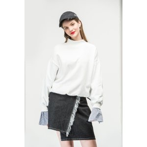 Sleeve Detail Sweater TP1815