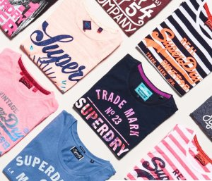 Buy 2 Get 1 FreeSitewide @ Superdry