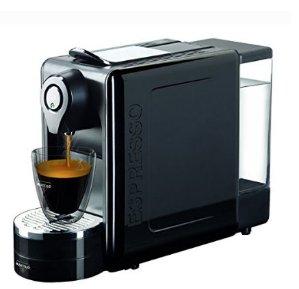 史低价!Martello Stilista Primeo 黑色咖啡机