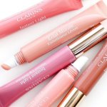 CLARINS Instant Light Natural Lip Perfector 10 Pink Shimmer 12ml