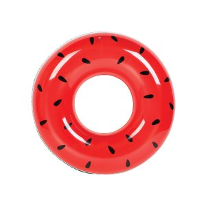 Watermelon Pool Ring by SunnyLife at Gilt