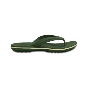 Forest & Stucco Crocband™ Flip-Flop - Unisex