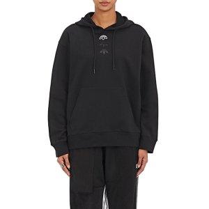 adidas Originals by Alexander Wang Cotton French Terry Logo Sweatshirt | Barneys New York