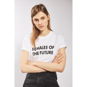 Females of the Future Tee - Topshop USA