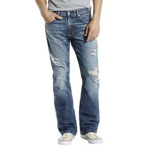 男士牛仔裤527