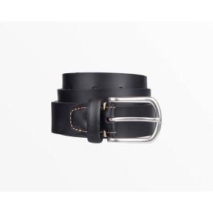 Vintage Strap Belt | BLACK | Dockers® United States (US)