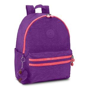 Bouree Backpack - Tile Purple | Kipling