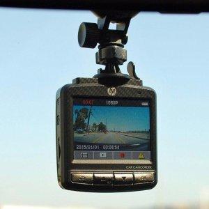 HP f500 Full HD 1080p Car Dash Cam
